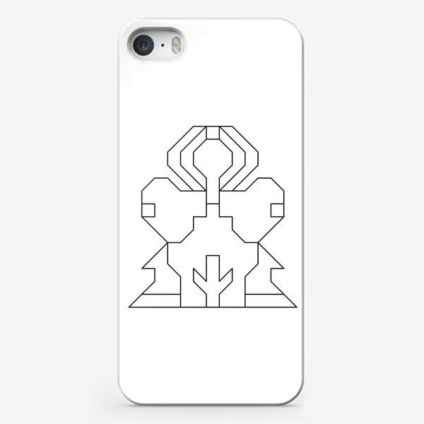 Чехол iPhone «Лада»