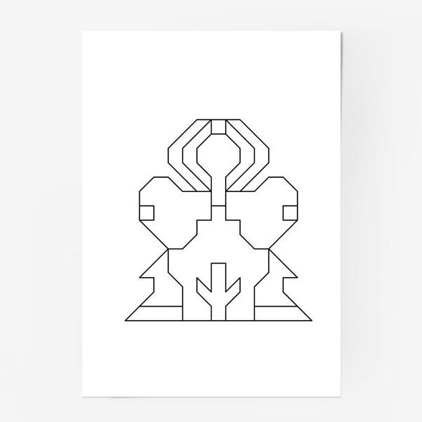 Постер «Лада»