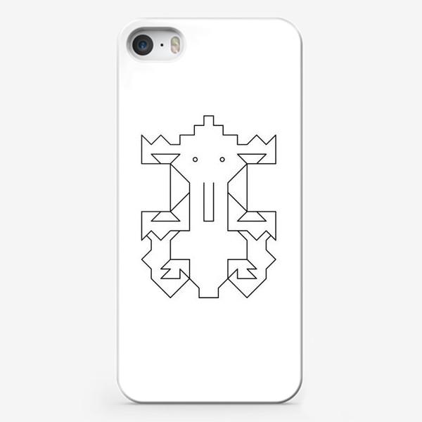 Чехол iPhone «Слоненок Кусь»