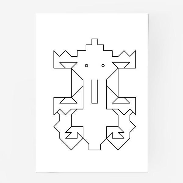 Постер «Слоненок Кусь»