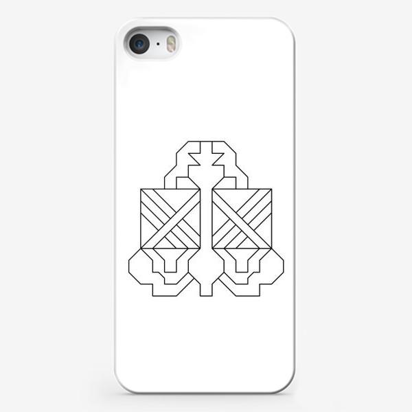 Чехол iPhone «Солон»