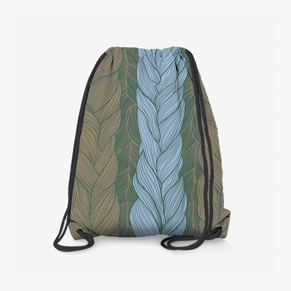 Рюкзак «Вязаный паттерн»