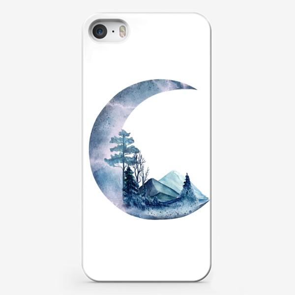 Чехол iPhone «Луна»