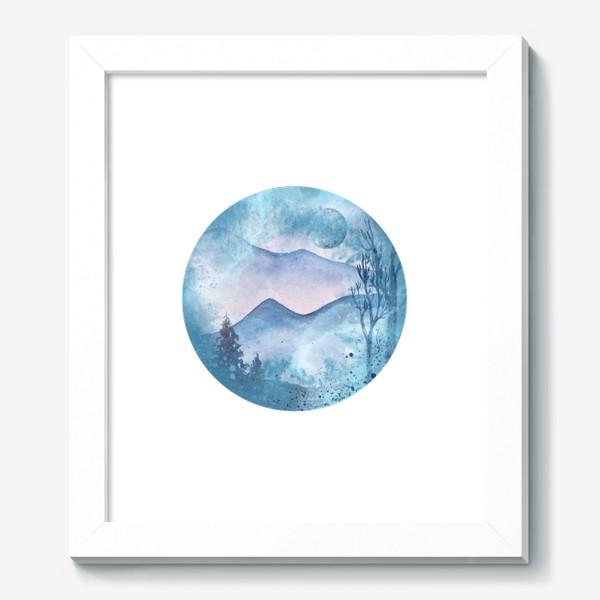 Картина «Луна»