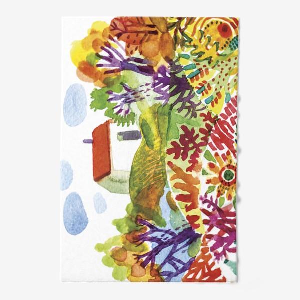 Полотенце «Летний сад»