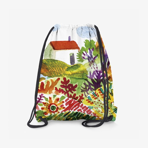 Рюкзак «Летний сад»