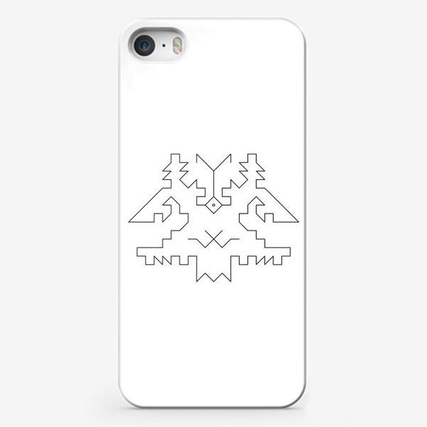 Чехол iPhone «Buzzzi»