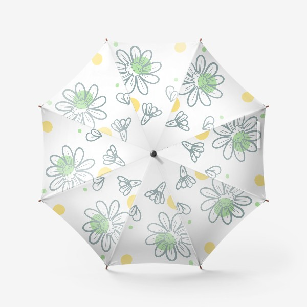 Зонт «Чай с ромашкой»