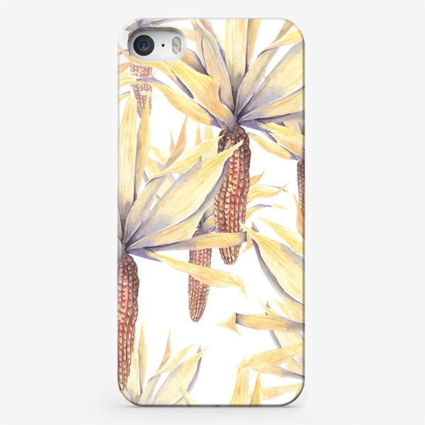 Чехол iPhone «Кукуруза»