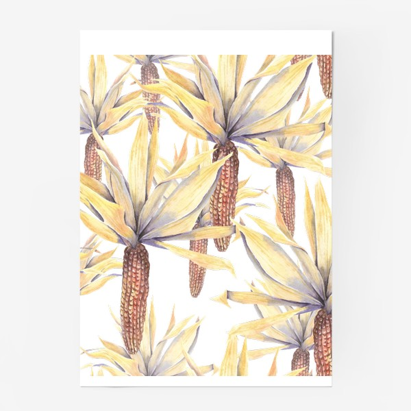 Постер «Кукуруза»