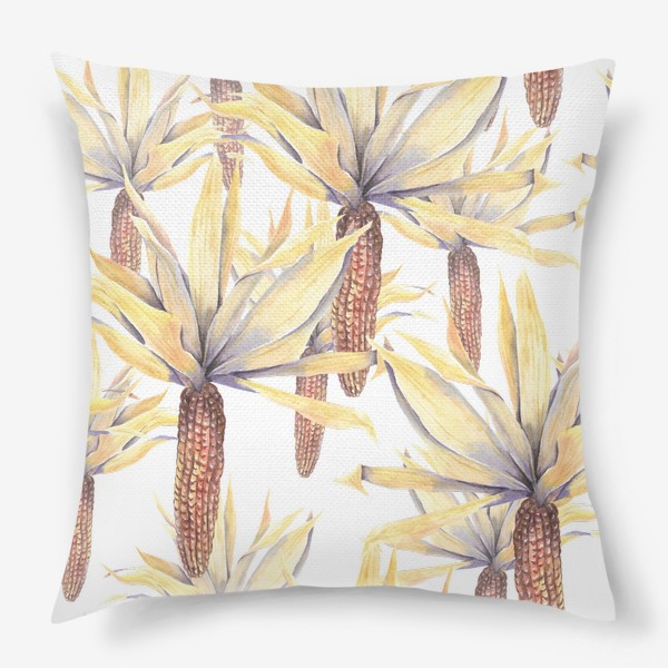 Подушка «Кукуруза»