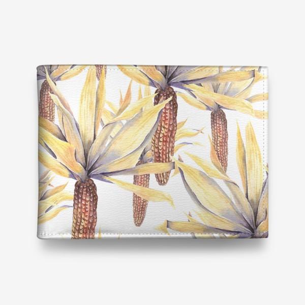 Кошелек «Кукуруза»