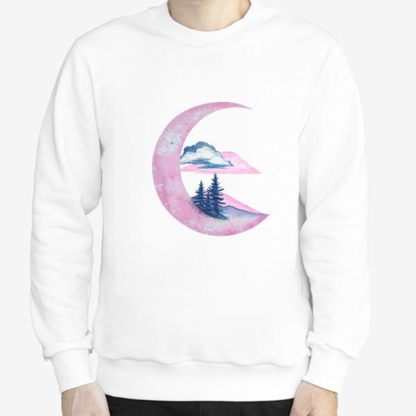 Свитшот «Луна»