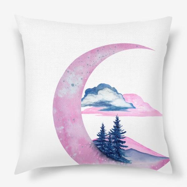 Подушка «Луна»