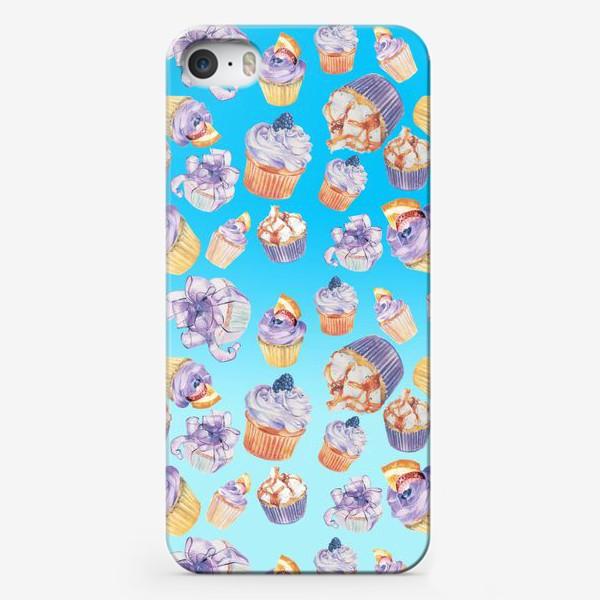 Чехол iPhone «капкейки »