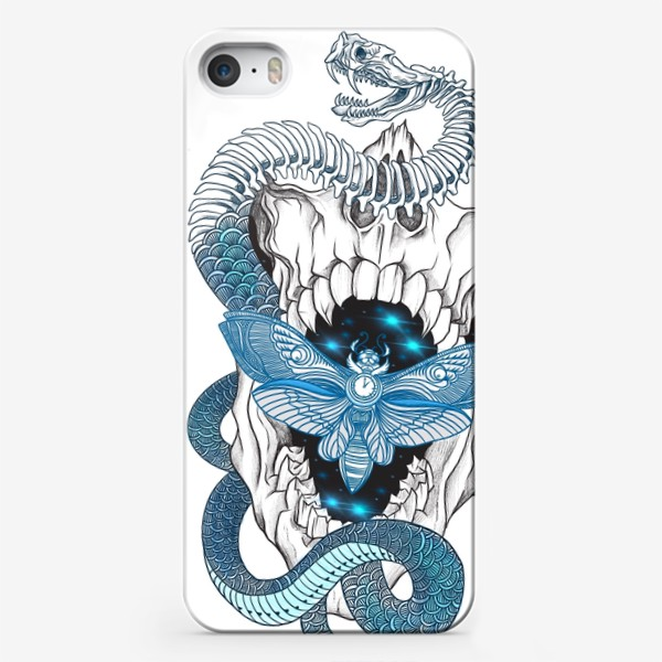 Чехол iPhone «Время»