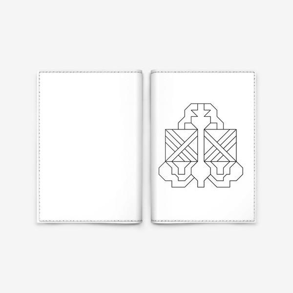 Обложка для паспорта «Солон»