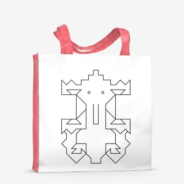 Сумка-шоппер «Слоненок Кусь»
