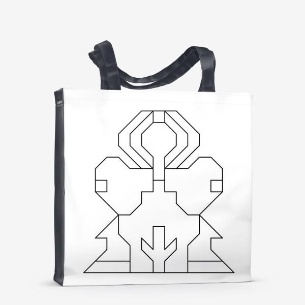 Сумка-шоппер «Лада»