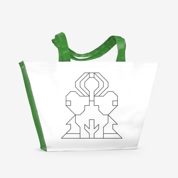 Пляжная сумка «Лада»