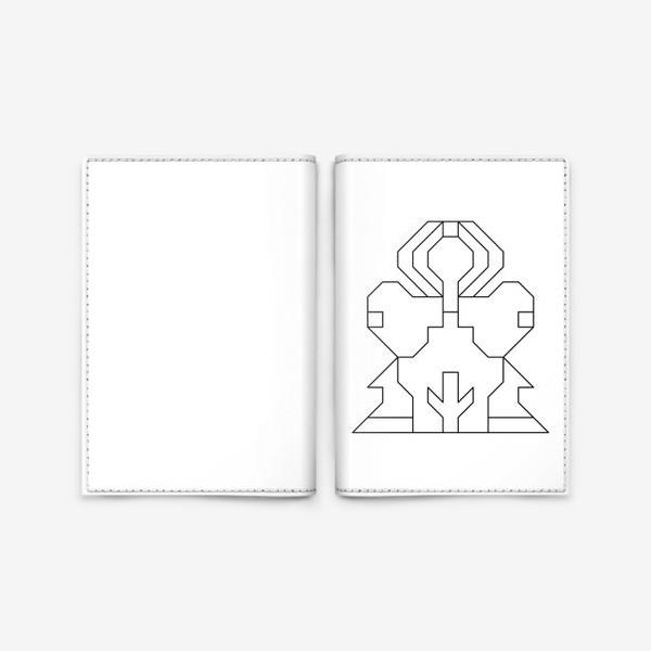 Обложка для паспорта «Лада»