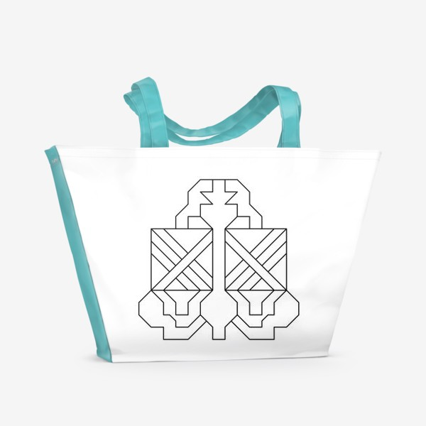 Пляжная сумка «Солон»