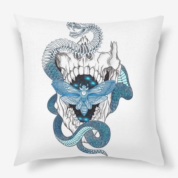 Подушка «Время»