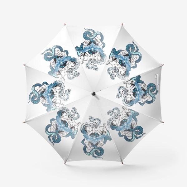 Зонт «Время»