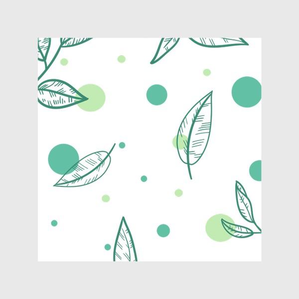 Скатерть «Зеленый чай»
