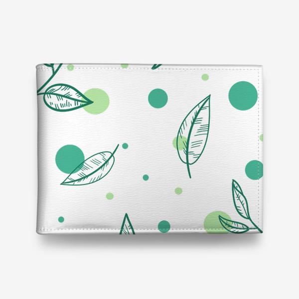 Кошелек «Зеленый чай»