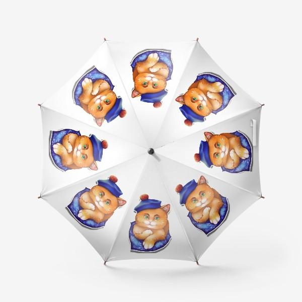 Зонт «кот»