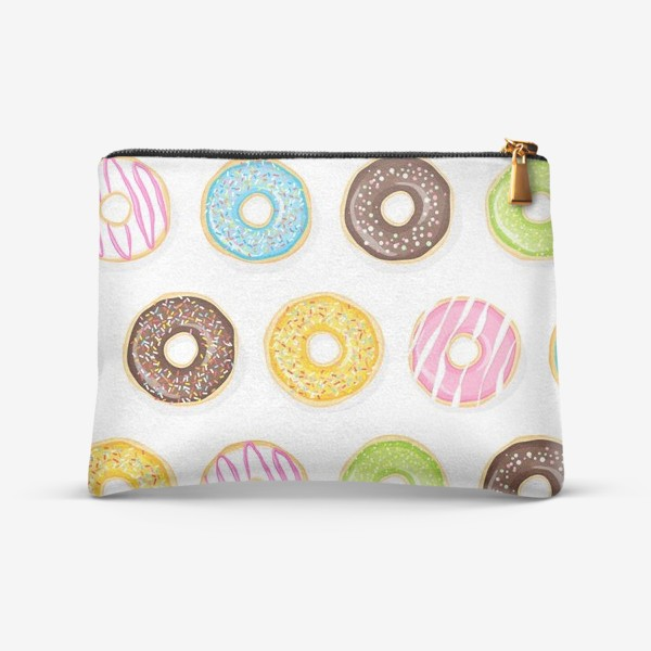 Косметичка «Аппетитные пончики»