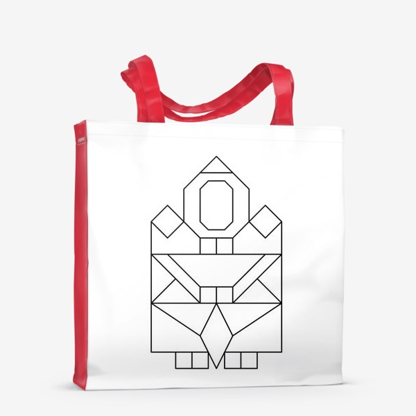 Сумка-шоппер «Якутяночка»
