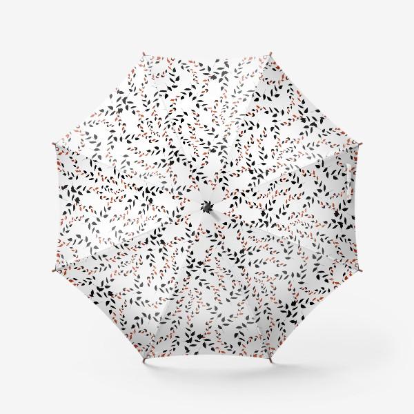 Зонт «Плетенные листья лозы»
