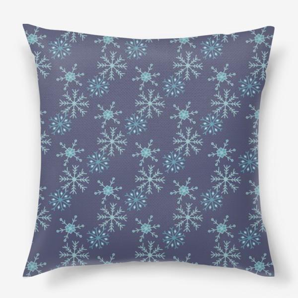 Подушка «Снежный»