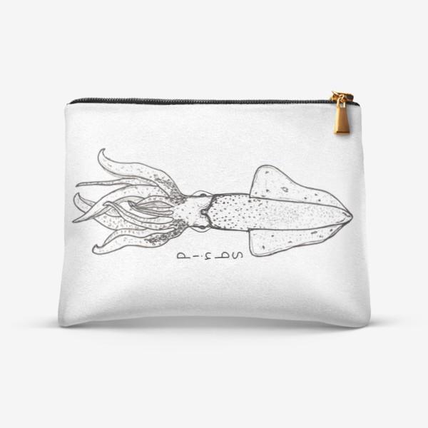 Косметичка «Squid»