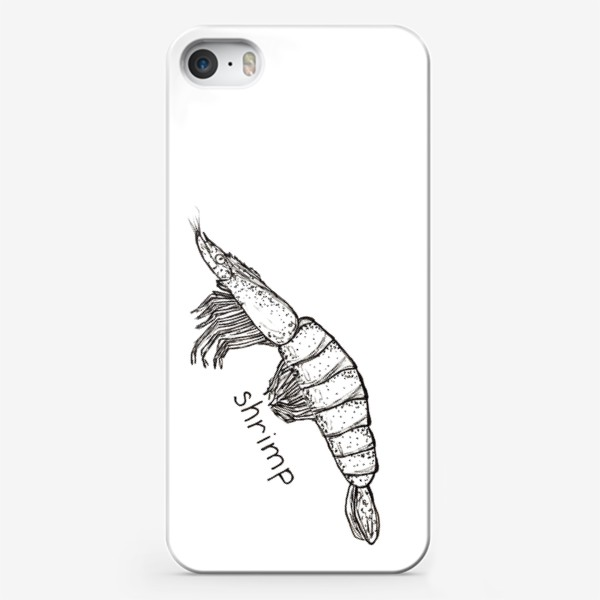Чехол iPhone «Shrimp»