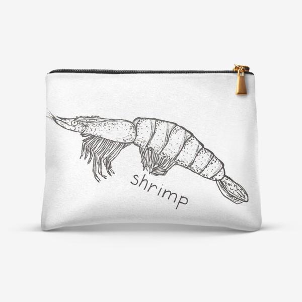 Косметичка «Shrimp»