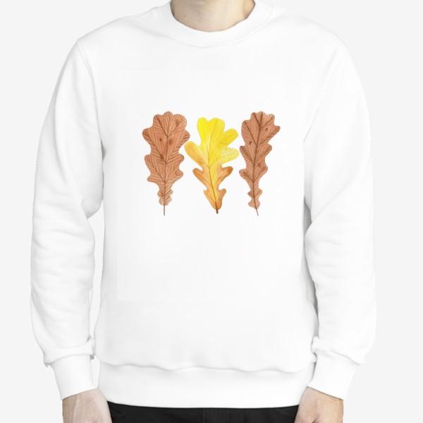 Свитшот «Осенние листья»