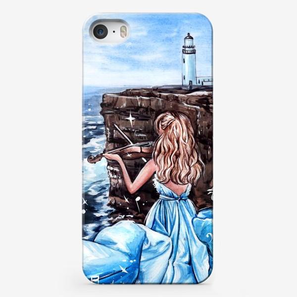 Чехол iPhone «Музыка, захватывающая дух»