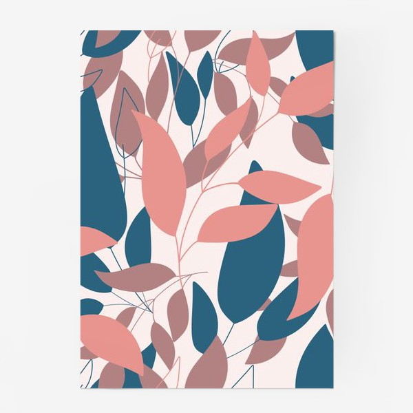Постер «Пастельная осень»