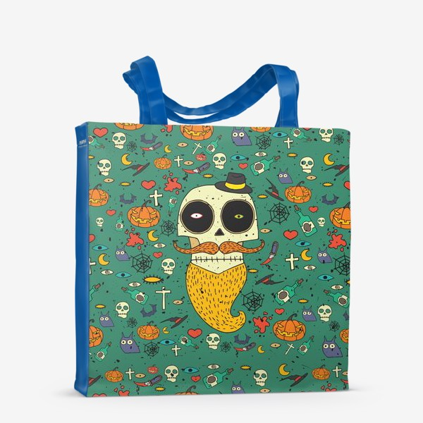 Сумка-шоппер «Fashion skull»