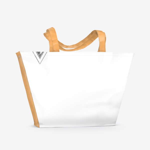 Пляжная сумка «Fern and Moon»