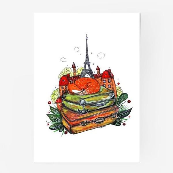 Постер «Лисенок»