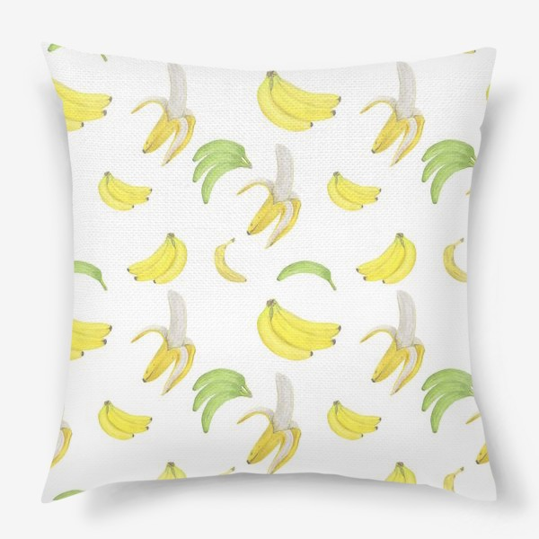 Подушка «Бананы»