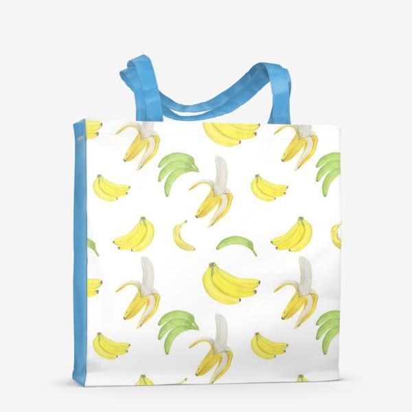 Сумка-шоппер «Бананы»
