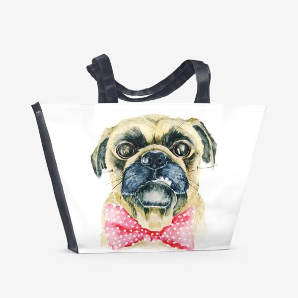 Пляжная сумка «Джентельмен»