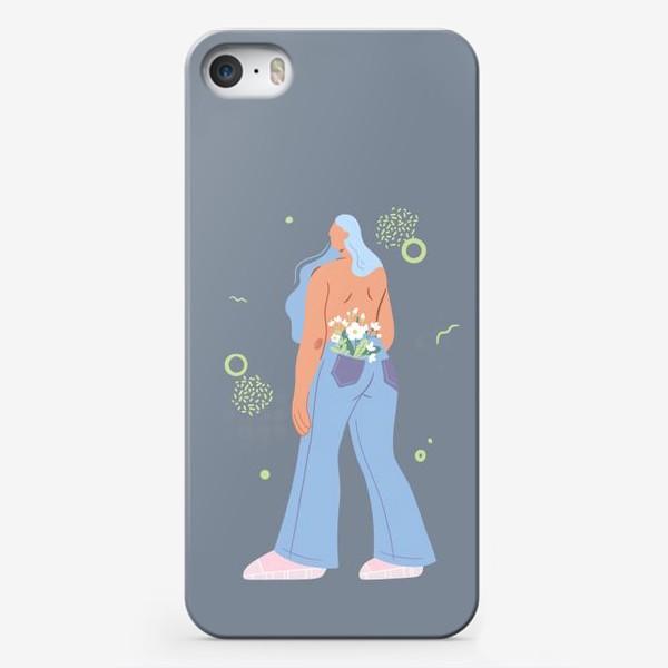 Чехол iPhone «В душе весна»