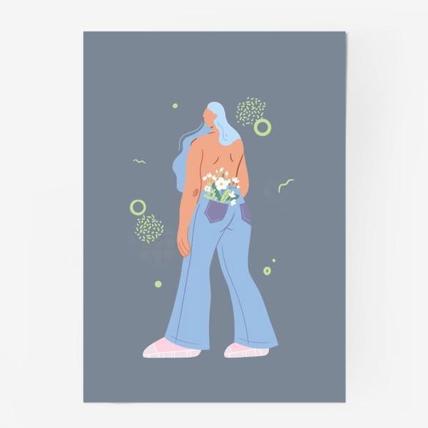 Постер «В душе весна»