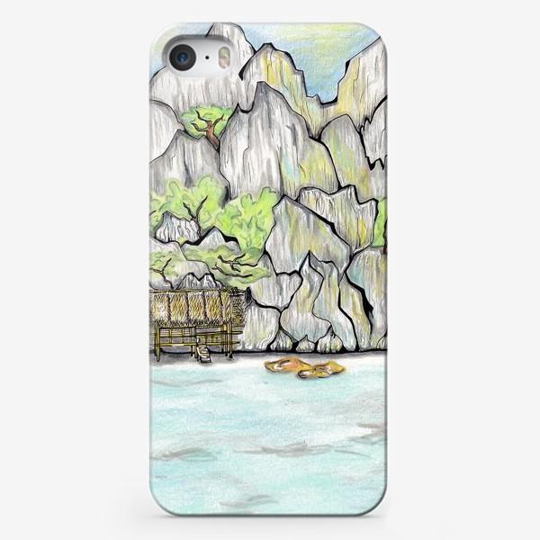 Чехол iPhone «Море. Тайланд»